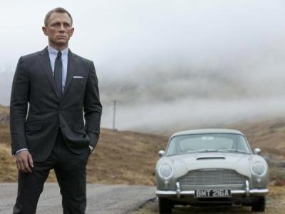 Štýlové vychytávky à la James Bond: Pripravte sa na Skyfall