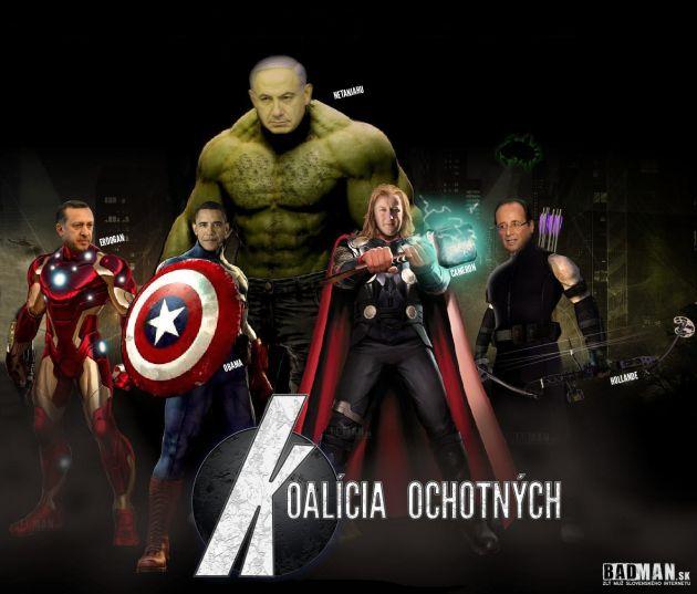 Koalícia ochotných 2013