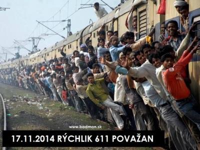 Na streche vlaku sa od 17. novembra budú môcť bezplatne prepravovať iba študenti, tvrdí Počiatek