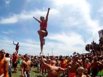 Video: Pozrite si čo dokážu títo borci, padne vám sánka