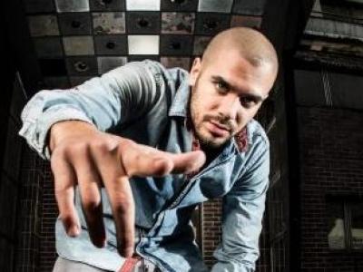 Video: Český raper dal bombu usporiadateľovi priamo na pódiu