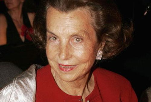 liliane bettencourt najbohatsie zeny sveta 4 Top 10 Richest Women in 2013