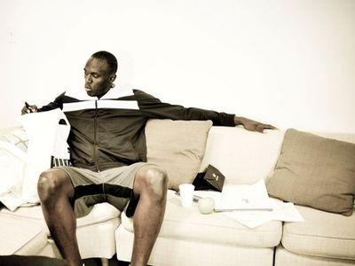 Súťaž: Usain Bolt - ide mu to na trati, aj v móde